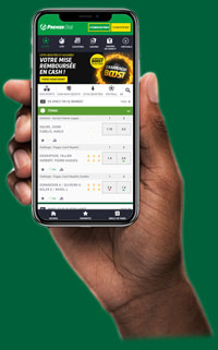 PremierBet application